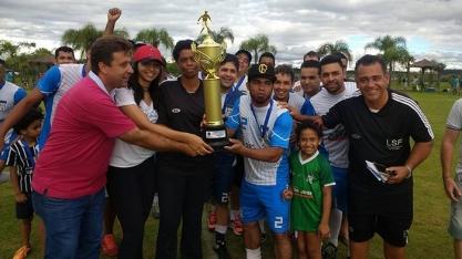 CAMPEONATO REGIONAL STZ TV - Sucatas São José conquistou com mérito o título do campeonato
