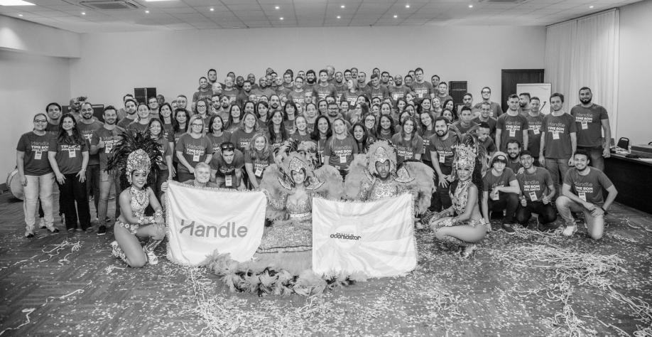Encontro da Handle lança curta metragem e monta escola de samba corporativa