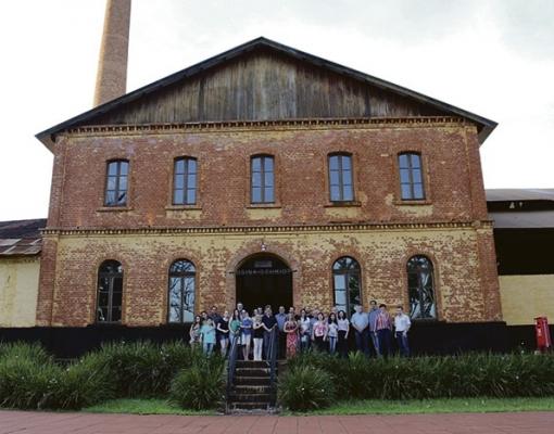 Museu da Cana homenageia CEISE Br
