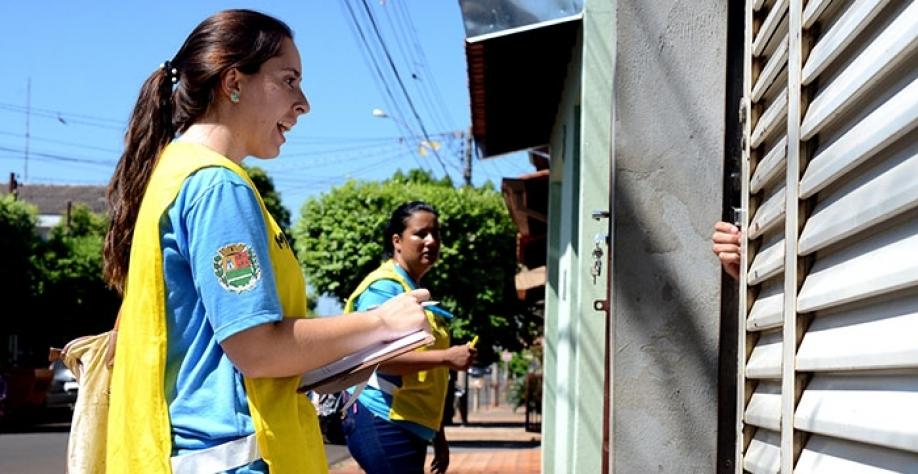 Durante o mutirão, agentes recolheram mais de 30 toneladas, em cerca de 12 mil casas, de objetos que serviriam de possíveis criadouros do Aedes aegypti