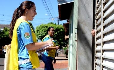 Cerca 30 toneladas de resíduos são recolhidas no 3º Mutirão Regional de Combate ao Aedes aegypti