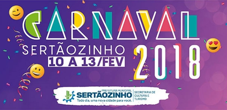 CARNAVAL 2018 - Sertãozinho e Cruz das Posses têm eventos pré-carnavalescos neste sábado, dia 03