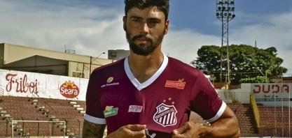 SÉRIE A2 - Atacante Pedro Oldoni é o último reforço do Touro