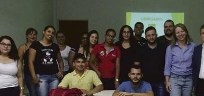 BATE-PAPO - Diretor do CEISE Br faz palestra na Fatec de Jaboticabal