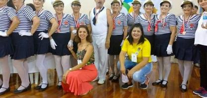 Sertãozinho é a vice-campeã da etapa regional do JORI