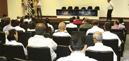 CAPACITAÇÃO - CEISE Br marca presença em workshop sobre Indústria 4.0