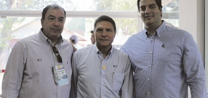 Diretor do CEISE Br acompanha visita de Temer à região