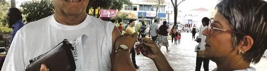 SAÚDE - 1º de junho é o prazo final para quem ainda não recebeu a vacina contra a Influenza