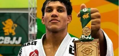Paulo Merlin conquista Campeonato Brasileiro de Jiu-jítsu pela 4ª vez consecutiva