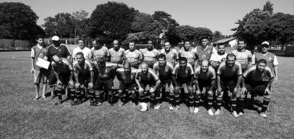 Campeonato Máster e Sênior - São Paulinho vence com facilidade o Alto do Ginásio na rodada