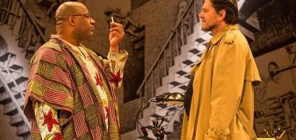CULTURA - Peça com atores globais encerra com chave de ouro a 32ª Mostra de Teatro de Sertãozinho