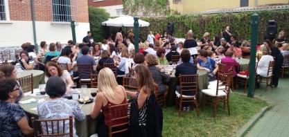 Grupo Utam apoia evento na Casa da Memória Italiana