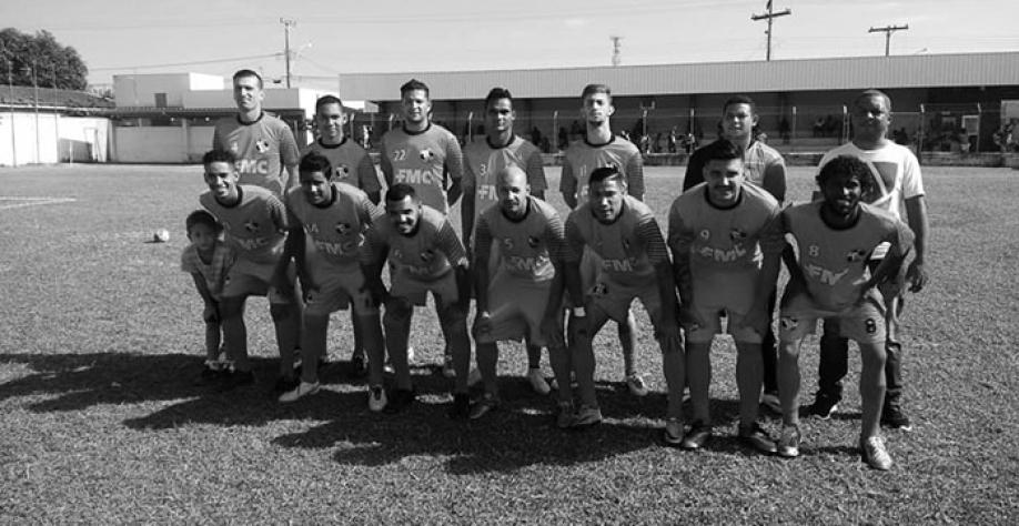A equipe do Vira Copos venceu a poderosa equipe do São João no ultimo domingo