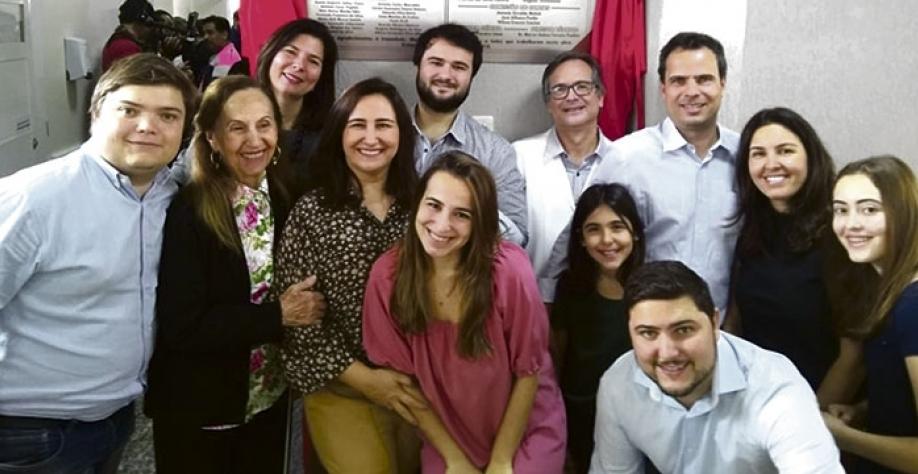 Setor de Ortopedia da Santa Casa de Sertãozinho é reinaugurado