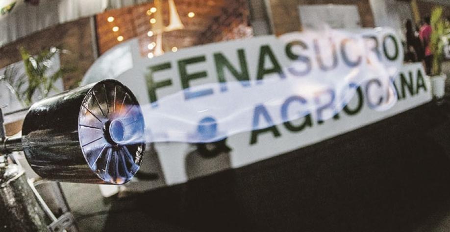 Abertura da 26ª FENASUCRO & AGROCANA será realizada no dia 21, às 14h, no Espaço de Conferência