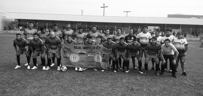 Campeonato Amador 3ª Divisão - Real Amigos goleia o Jamaica na 1ª rodada do campeonato