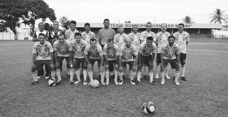 A equipe do Tigres venceu o Estrela Solar no último sábado