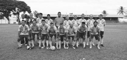 Campeonato Máster e Sênior - Samambaia goleia a equipe do Colônia de Férias na rodada