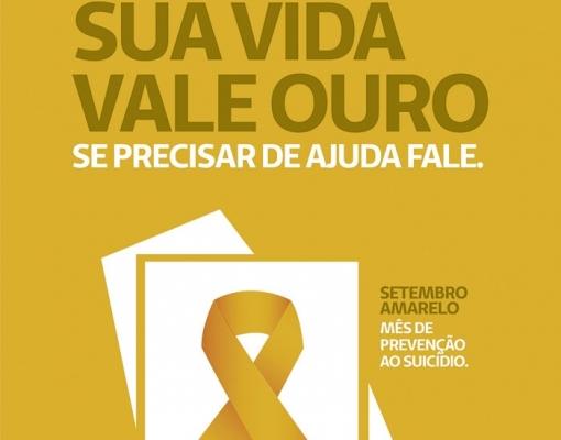 Centro de Valorização da Vida, 188, está disponível para dar apoio em momentos de crise e ajuda para prevenção ao suicídio