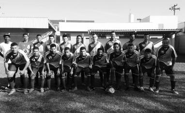 Campeonato Amador 3ª Divisão - Família Gomes e Chapecoense empatam em um grande jogo