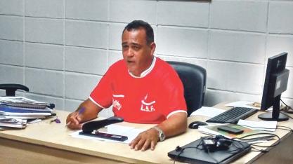 Campeonato Regional de Futebol Canindé STZ TV Samuray Esportes vence com dificuldade a equipe do Advogado Claudio Gonzáles na rodada