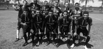 Campeonato Regional de Futebol Canindé STZ TV - Samuray Esportes aplica goleada histórica na equipe dos Primos