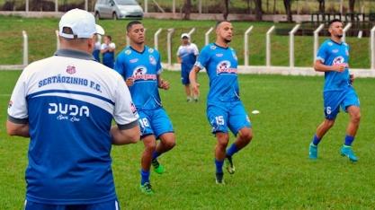 Touro começa pré-temporada para Paulista da Série A2