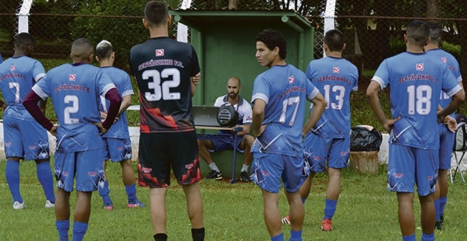 Tabela da Série A2 do Paulista é divulgada: Sertãozinho F.C pega o Água Santa