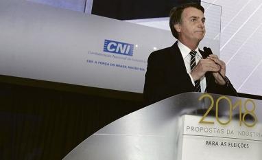 INDÚSTRIA - Bolsonaro apoia setor de etanol e promete parceria