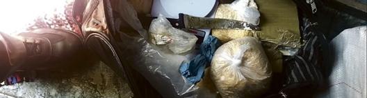 POLÍCIA - Mulher é presa com 60 kg de drogas em Pitangueiras