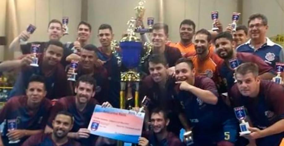 EM RIBEIRÃO - Sertãozinho Futsal é campeão do Regional da Liga Porto Ferreirense