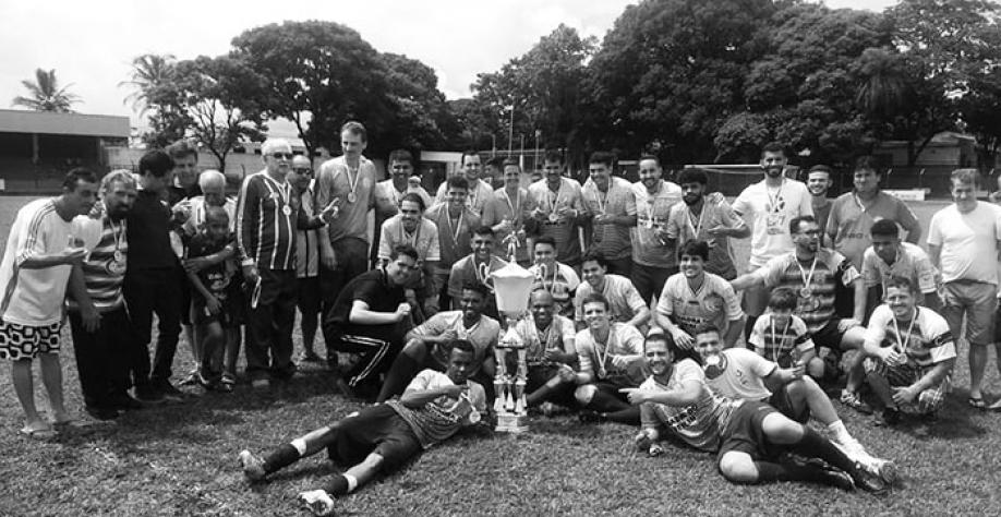A equipe do São Joanense foi a campeã do amador 3ª divisão