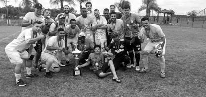 Campeonato Regional de Futebol Canindé STZ TV Mult Engrenagens/Translog é a grande campeã da temporada 2018