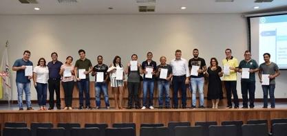 Desenvolvimento Econômico encerra o ano certificando mais de 140 cidadãos em cursos profissionalizantes