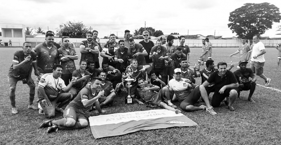 A equipe do Vila Nova foi a grande campeã da Copa Sertãozinho
