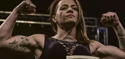 ESPORTE - Atleta sertanezina tenta vitória em evento nacional de artes marciais, no dia 19