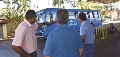 Novo sistema de transporte público de Sertãozinho passa a operar em março