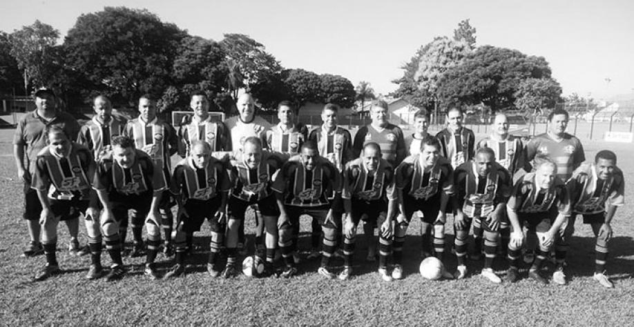 A equipe do Grêmio iniciou muito bem o torneio
