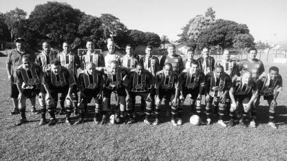 Matéria 1 Torneio Sênior denominado Marcelo Arruda - Dumont e Grêmio empatam em jogo emocionante
