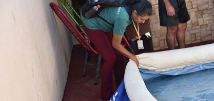 Em Sertãozinho, trabalho de prevenção ao Aedes aegypti é diário