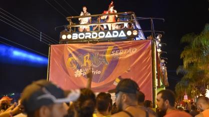 CarnaSertão Elétrico: em quatro dias, cerca de 20 mil pessoas visitam o evento