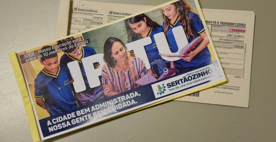 IPTU 2019: primeiros vencimentos acontecem na segunda-feira, dia 11