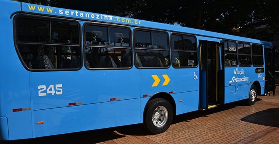 Novos itinerários entram em operação em Sertãozinho a partir do dia 10 de março