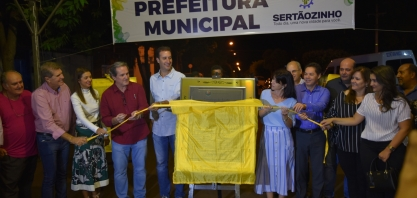 Complexo de Saúde e sede do Centro de Referência de Assistência Social são inaugurados em Cruz das Posses