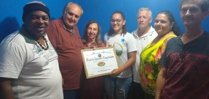 COMUNITÁRIA FM - Rádio Comunitária FM 15 anos no ar, Vereadora Neli faz homenagem