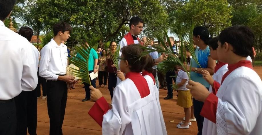 Semana Santa: momento de recordar a morte e ressurreição de Jesus Cristo