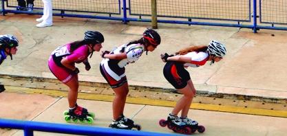 Campeonato Brasileiro de Patinação de Velocidade acontece em abril