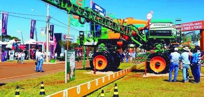 AGRISHOW 2019 - Grandes lançamentos para o agronegócio acontecerão