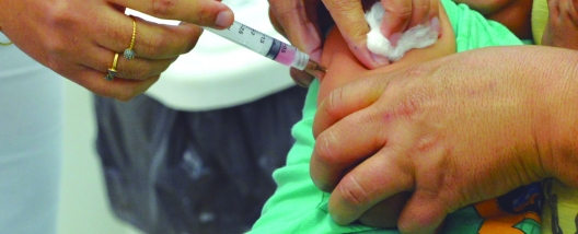 Começa vacinação contra a gripe
