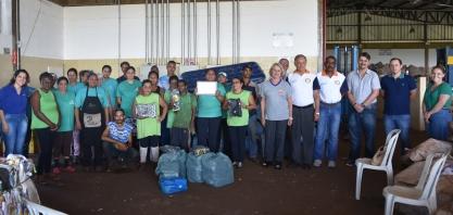 CORSERTA é beneficiada com doação do Rotary Club de Sertãozinho Aparecida